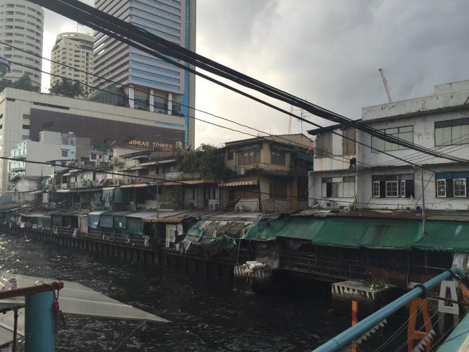 Le ventre de Bangkok